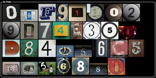 Magic number by Flickr